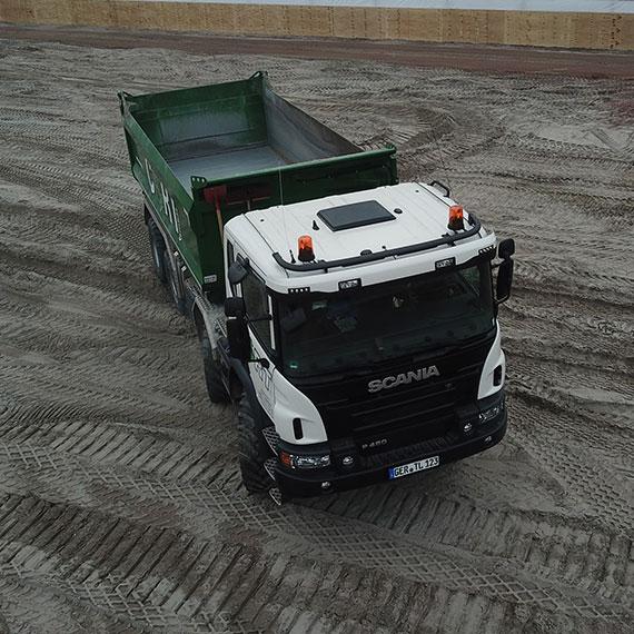 Referenz, Mercedes-Benz Global Logistics Center, Daimler Germersheim