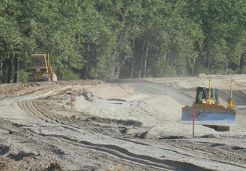 Referenzen, Sanierung Rheinhochwasserdamm