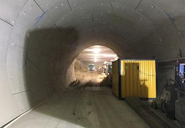 Referenz, Stadtbahntunnel Karlsruhe